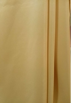 шторная ткань тафта золотистая