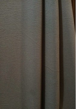 шторная ткань тафта темно-серая