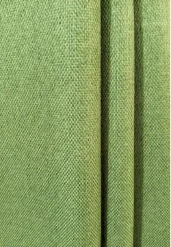 штора блэкаут мешковина цвет салатовый 712
