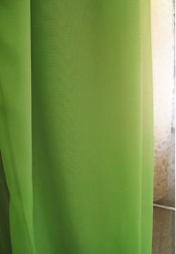 тюлевой шифон однотонный цвет зеленый 18